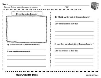 16 Reader Response Sheets: Combine and Customize Any Story