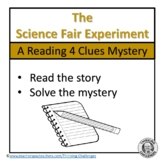 Reading Mystery Comprehension Activity The Science fair Ex