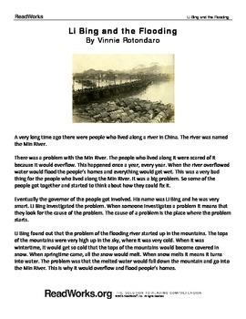 3rd grade reading comprehension passages pdf