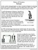 Reading Comprehension Passage and Questions: History of Chemistry Hydrogen