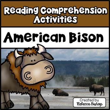 Reading Comprehension Passages American Bison