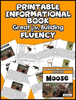 Reading Comprehension Passages Moose