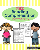 Reading Comprehension Passages
