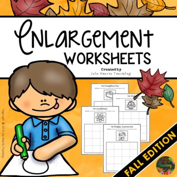 Busy Work: Enlargement and Scaling Pictures (FALL)