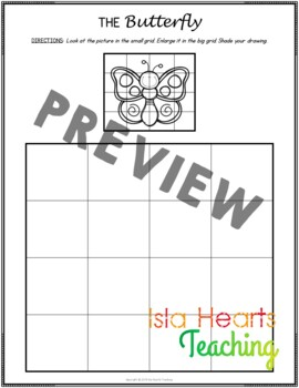 Busy Work: Enlargement and Scaling Pictures (SPRING)