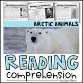 Reading Comprehension Passages - Arctic Animals