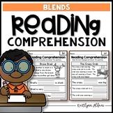 Reading Comprehension Passages - Blends