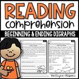 Reading Comprehension Passages - Digraphs