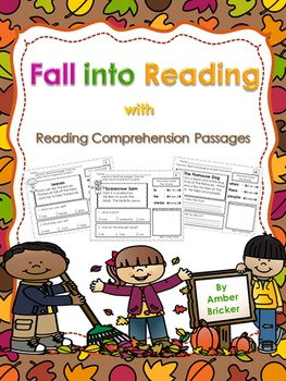 Reading Comprehension Passages-Fall Edition