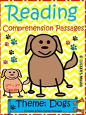 Reading Comprehension Passages (Fiction & Non-Fiction)