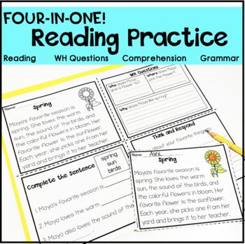 Reading Comprehension / Spring