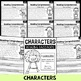 Reading Comprehension Passages - Story Elements