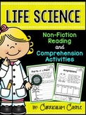 Reading Comprehension Passages: LIFE SCIENCE Edition