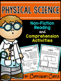 Reading Comprehension Passages: PHYSICAL SCIENCE Edition
