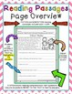"""Reading Comprehension Passages & """"WH"""" Questions - 2nd Edition {FREE SAMPLE}"""