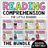 Reading Comprehension Passages - Reading Skills GROWING BU