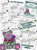 Reading Comprehension Passages Spring Themed: Guided Reading Level F
