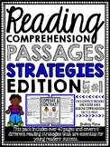 Reading Comprehension Passages - Strategies Edition