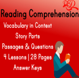 Reading Comprehension Passages II | Vocabulary in Context