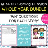 Reading Comprehension Passages & Questions - 2nd Edition {