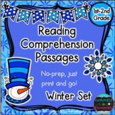 Reading Comprehension Passages- Winter Edition