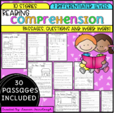 Reading Comprehension Passages and Questions Book 2