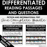 Reading Comprehension Passages and Questions Google Classr