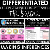 Reading Comprehension Passages and Questions - Making Infe