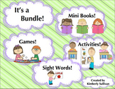 Reading Comprehension Passages and Questions Mini Books Games BUNDLE