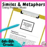 Similes and Metaphors in Popular Music 1