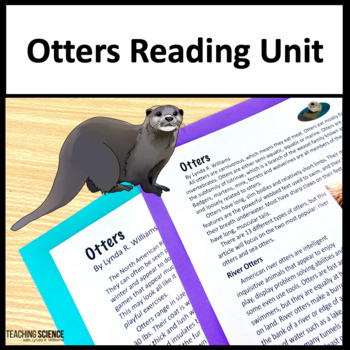 Reading Comprehension Passages and Questions on Otters