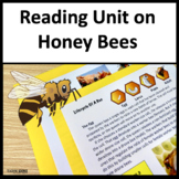 Reading Comprehension Passages and Questions on The Honey Bee