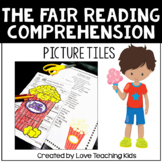 Reading Comprehension Passages and Secret Picture Tiles Activity