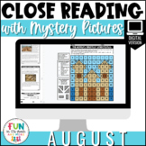 Reading Comprehension Passages in August Topics - Digital