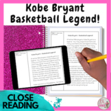 DISTANCE LEARNING Kobe Bryant