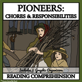 Reading Comprehension - Pioneer Chores and Responsibilities