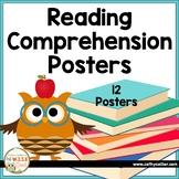 Reading Comprehension Poster Set
