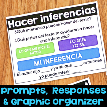 Reading Comprehension Posters BUNDLE - SPANISH & ENGLISH