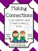 Reading Comprehension Posters - Chevron