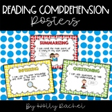 Reading Comprehension Posters Set