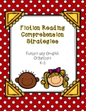 Reading Comprehension Posters and Graphic Organizers for a