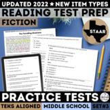 STAAR Reading Passages Test | Fiction | PDF & Google Forms