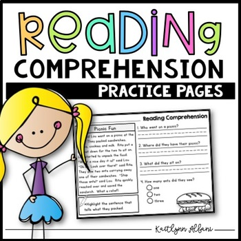 Reading Comprehension Practice Passages