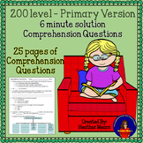 Reading Comprehension 200 level Primary 6 minute solution questions