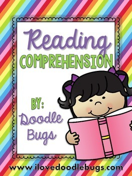 Reading Comprehension Printables / Sheets