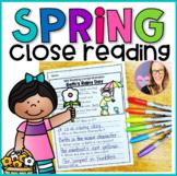 Spring Close Reading
