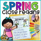 Spring Close Reading