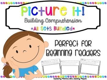 Reading Comprehension Printables BUNDLED