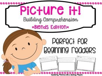 Reading Comprehension Printables Consonant Blends Edition