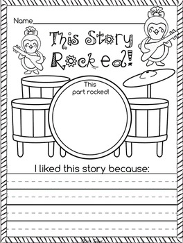 Reading Comprehension Printables and Graphic Organizers